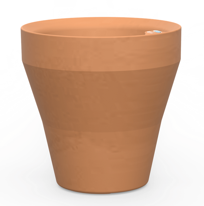 RIM PLANTERS WEATHERED TERRACOTTA 34 Min