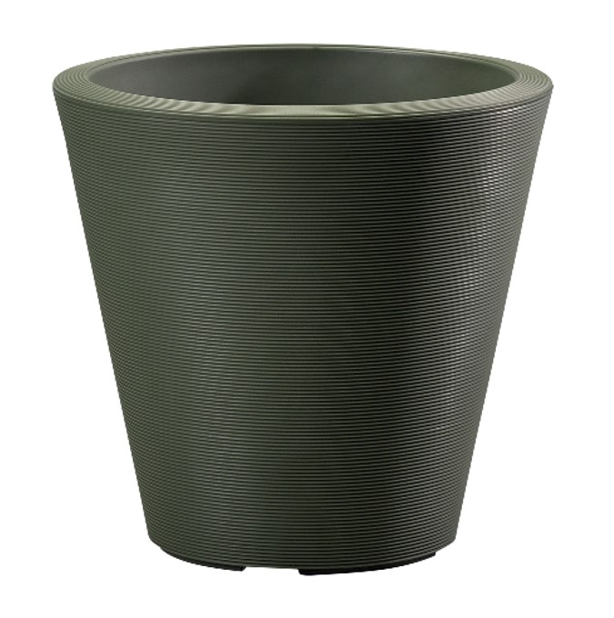 A113582A MADISON 36 CM PLANTER OLIVE